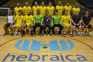Hebraica é uma das equipes que conquistou sua segunda vitória consecutiva.  Foto: Divulgação Federação Paulista de Handebol