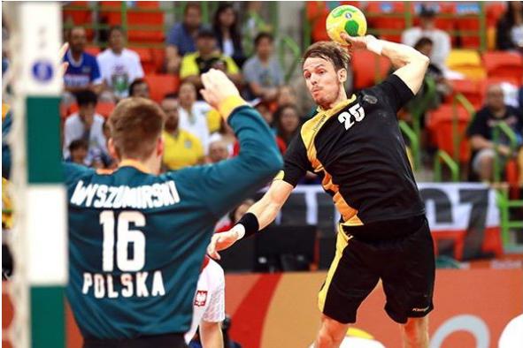 Alemanha e Polônia / Foto: IHF